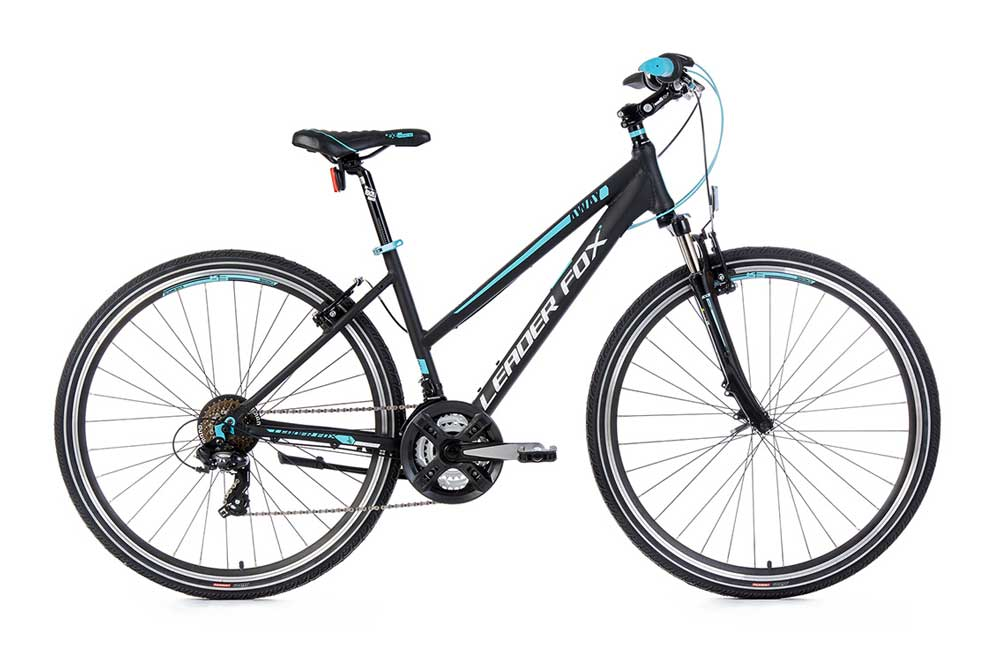 Bicicleta cross Leader Fox AWAY Lady
