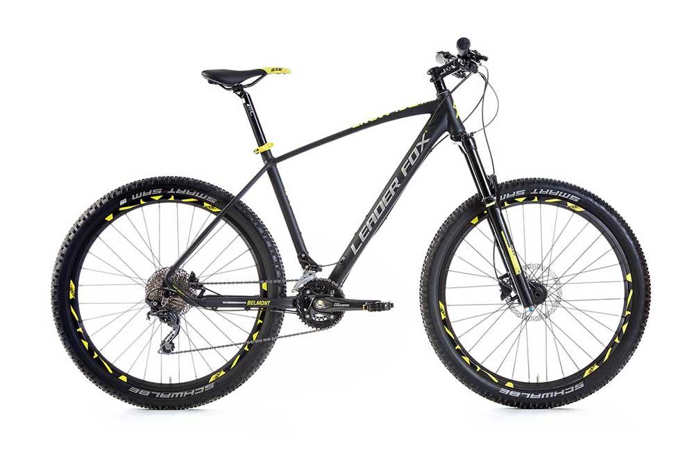 Bicicleta MTB Leader Fox BELMONT 27.5
