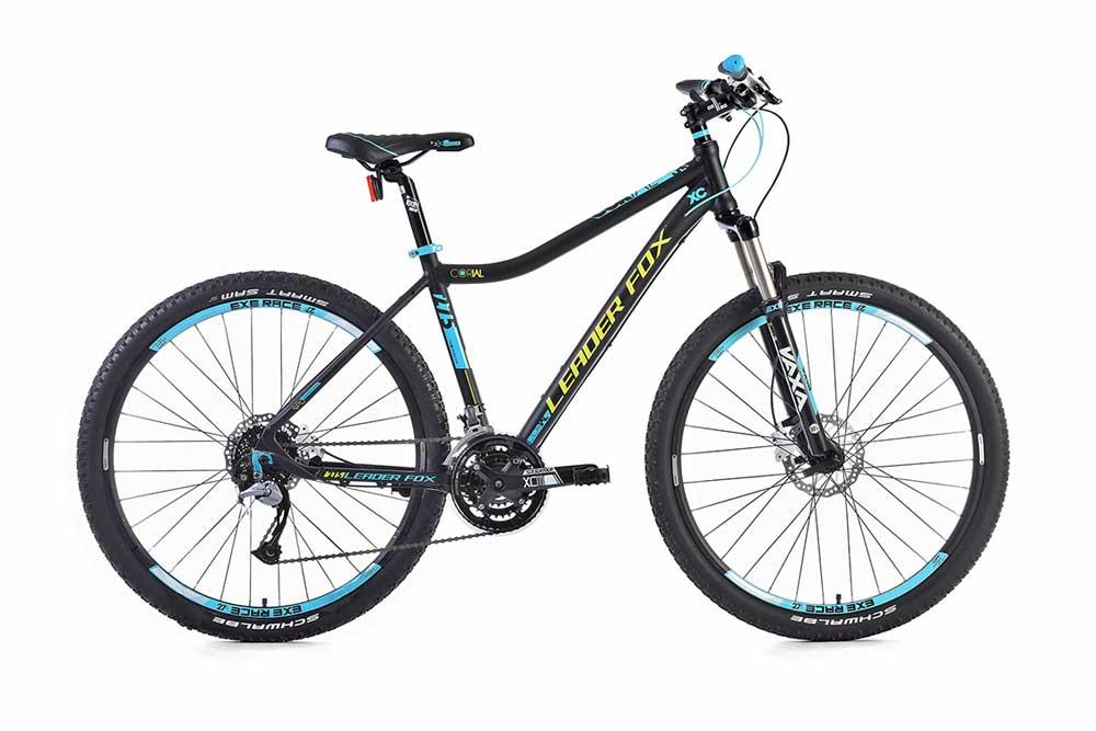 Bicicleta MTB Leader Fox CORIAL 27.5