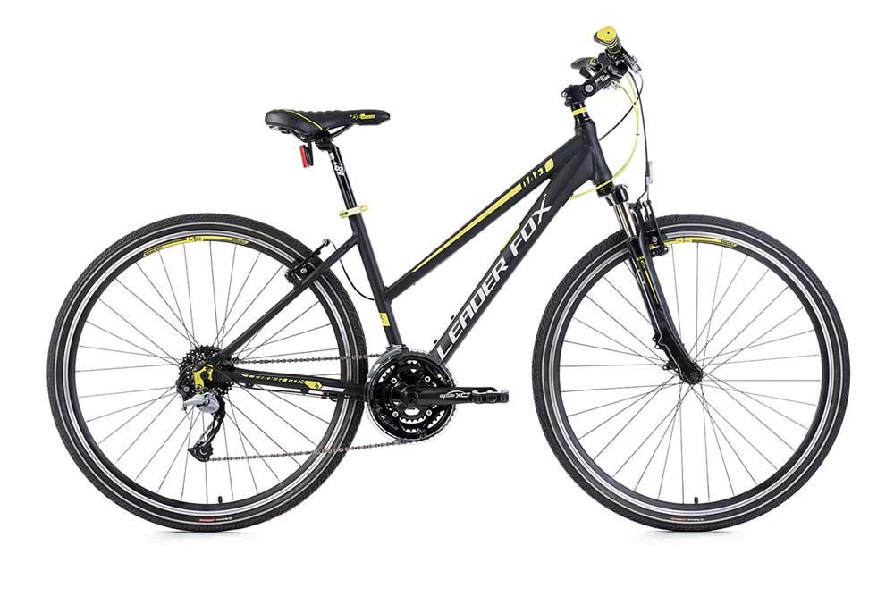 Bicicleta cross Leader Fox DAFT lady 2017