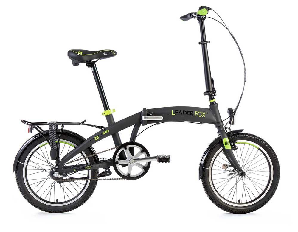 Bicicleta pliabila Leader Fox DIXI 18