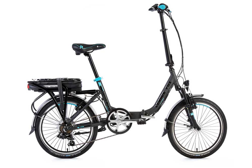 Bicicleta electrica pliabila Leader Fox POWER ZOOM 20