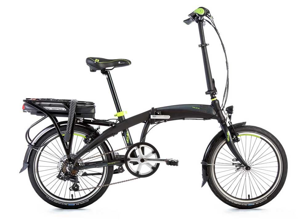 Bicicleta electrica pliabila Leader Fox TIFTON 20