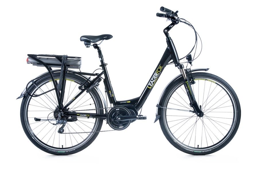 Bicicleta electrica Leader fox VIVALO 2016