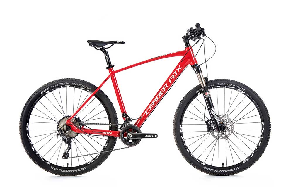 Bicicleta MTB Leader Fox EMPORIA 27.5