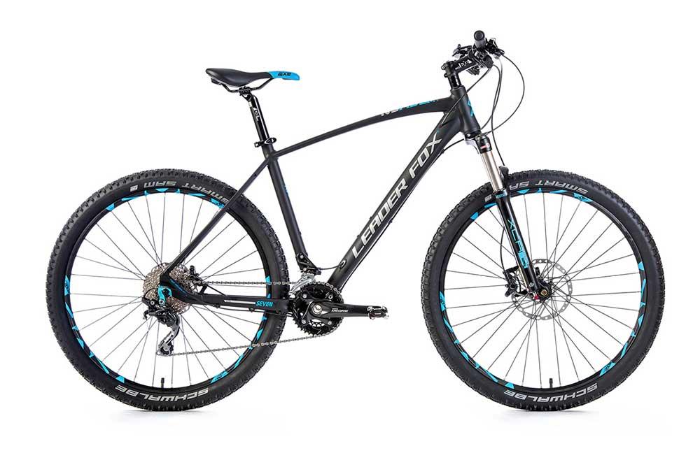 Bicicleta MTB Leader Fox SEVEN 27.5