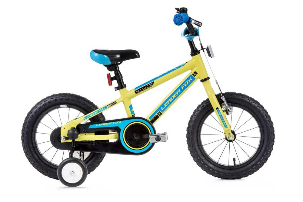 Bicicleta pentru copii Leader Fox SNAKE 12