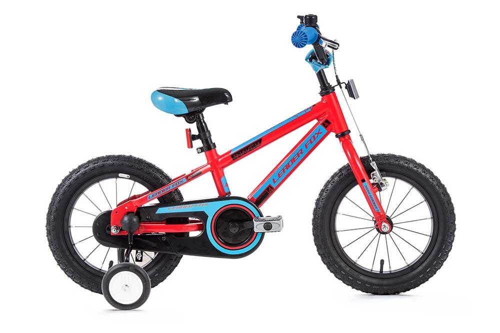 Bicicleta pentru copii Leader Fox SNAKE 14