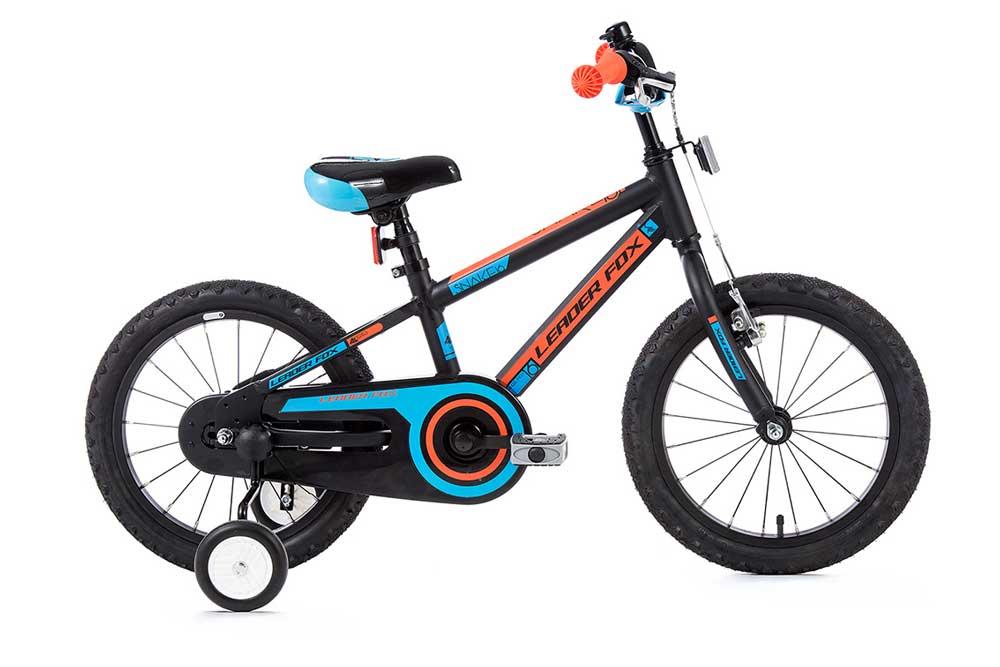 Bicicleta pentru copii Leader Fox SNAKE 16