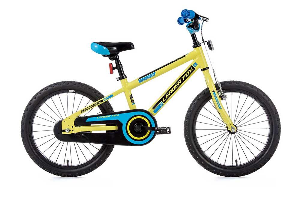 Bicicleta pentru copii Leader Fox SNAKE 18