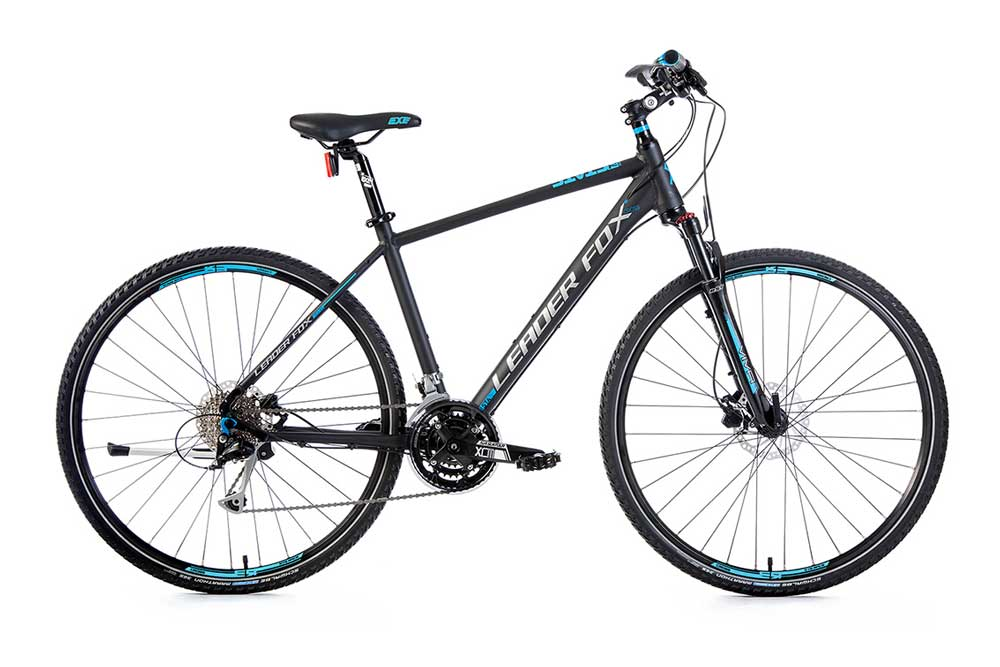 Bicicleta cross Leader Fox STATE gent 2017