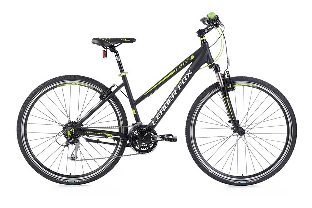 Bicicleta cross Leader Fox TOSCANA lady 2017