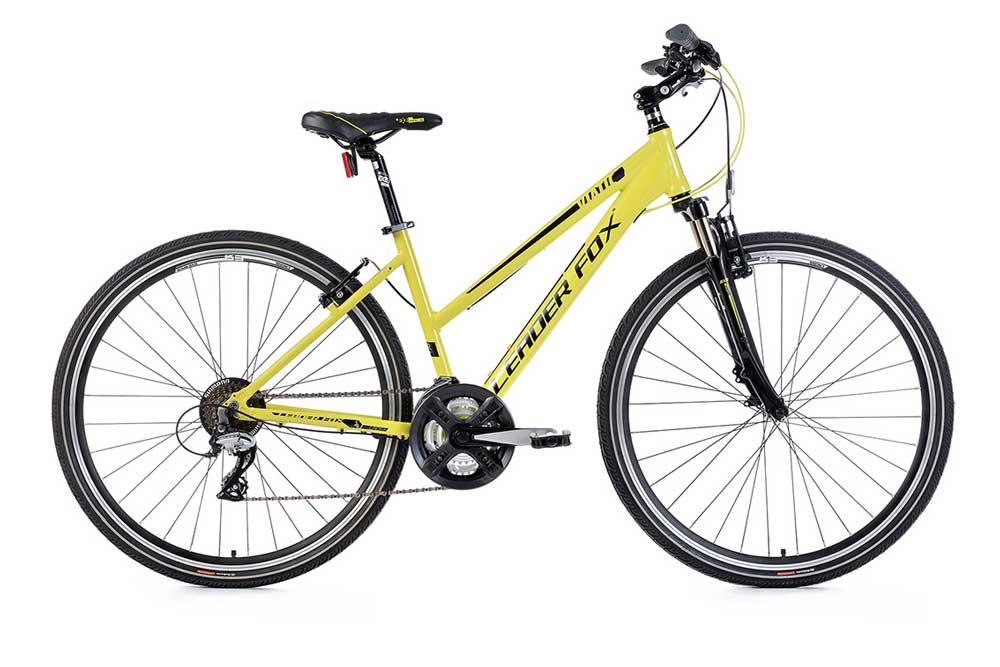 Bicicleta cross Leader Fox VIATIC lady 2017