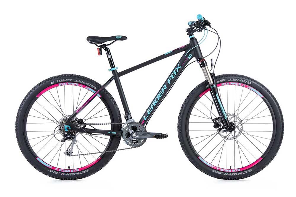Bicicleta MTB Leader Fox ZERO 27.5
