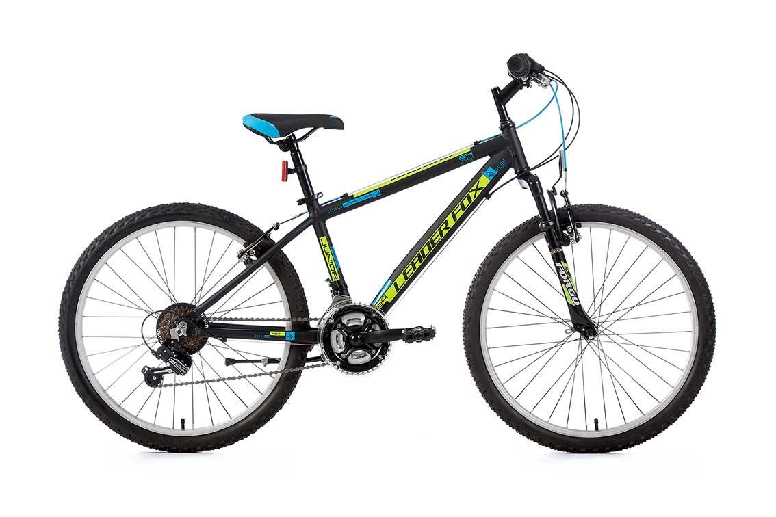 Bicicleta pentru Copii Leader Fox BOBO boy 24
