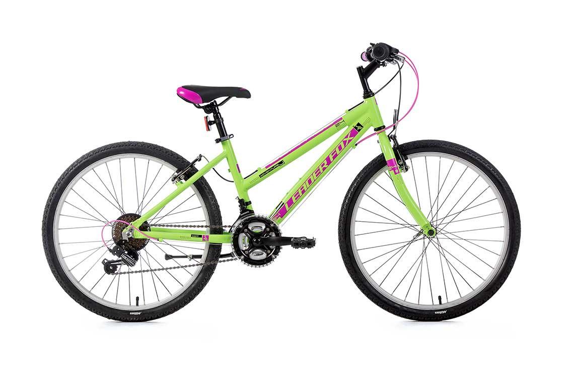 Bicicleta pentru Copii Leader Fox BUFFALO girl 24