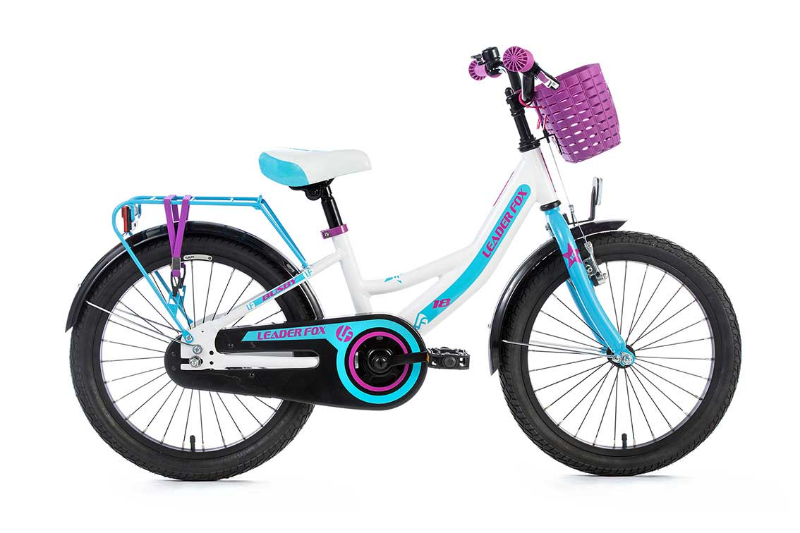 Bicicleta pentru Copii Leader Fox BUSBY girl 18