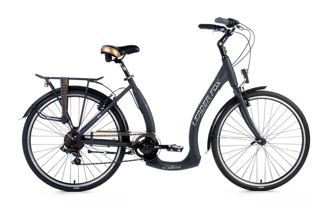 Bicicleta de Oras Leader Fox EMA 26