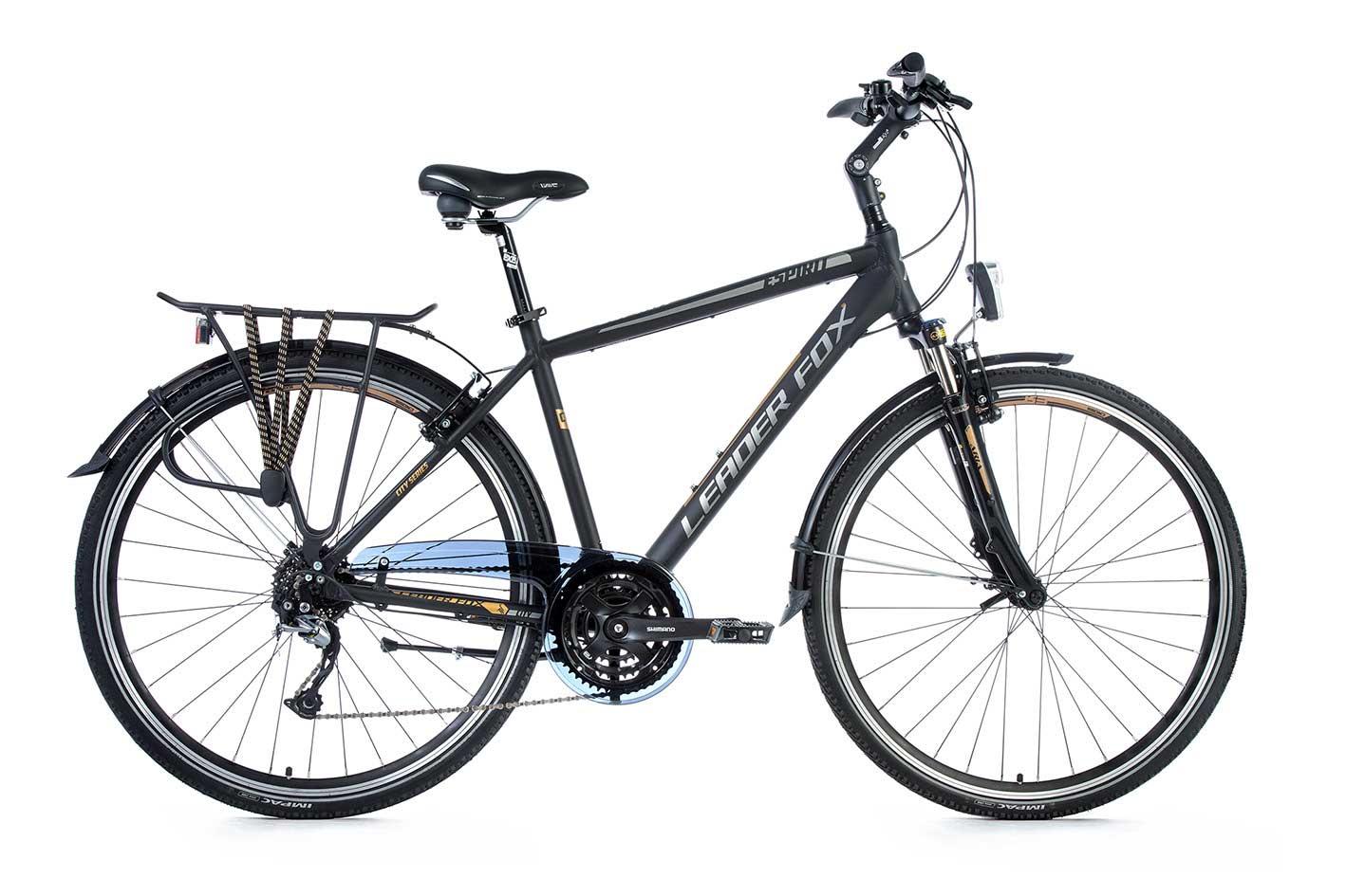 Bicicleta de Oras Leader Fox ESPIRIT gent,2018