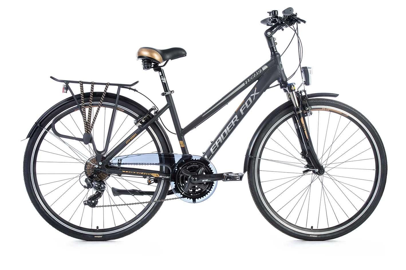 Bicicleta de Oras Leader Fox FERRARA lady 28