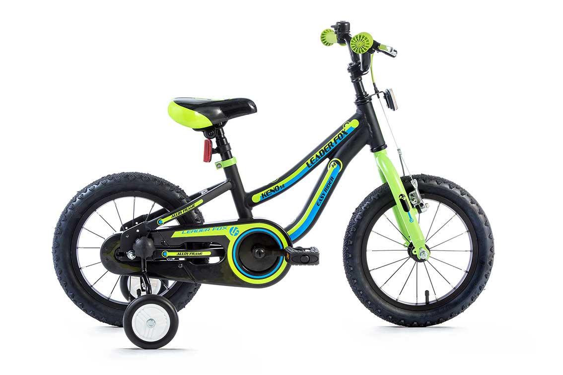 Bicicleta pentru Copii Leader Fox KENO 14