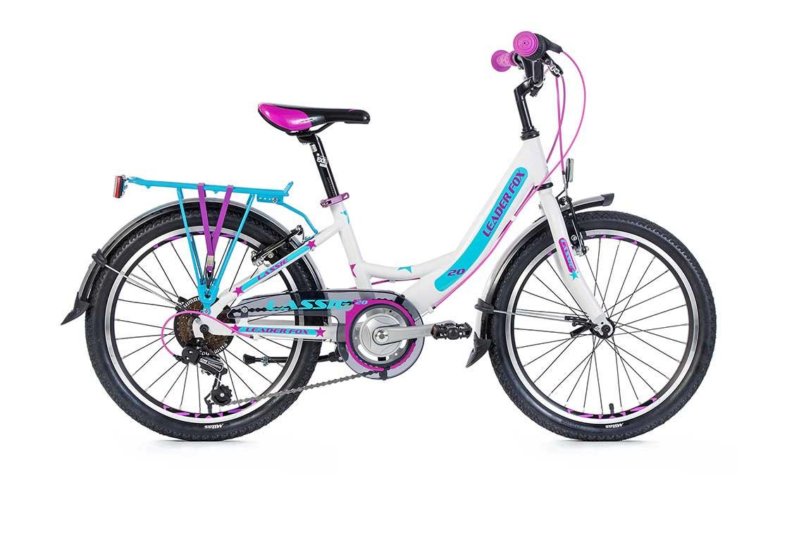 Bicicleta pentru Copii Leader Fox LASSIE 20