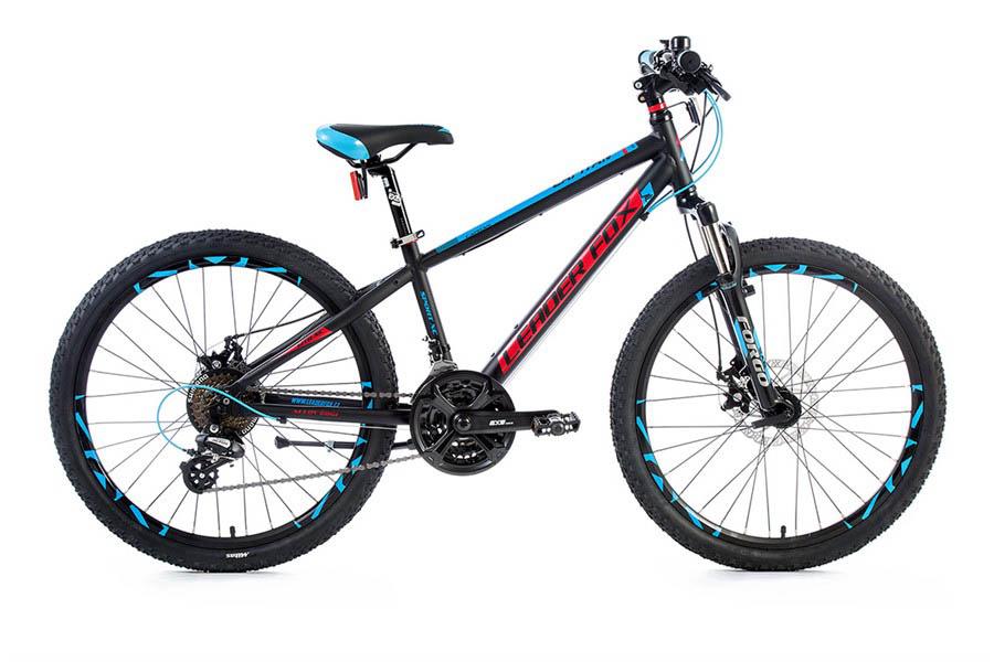 Bicicleta pentru Copii Leader Fox Capitan boy 24