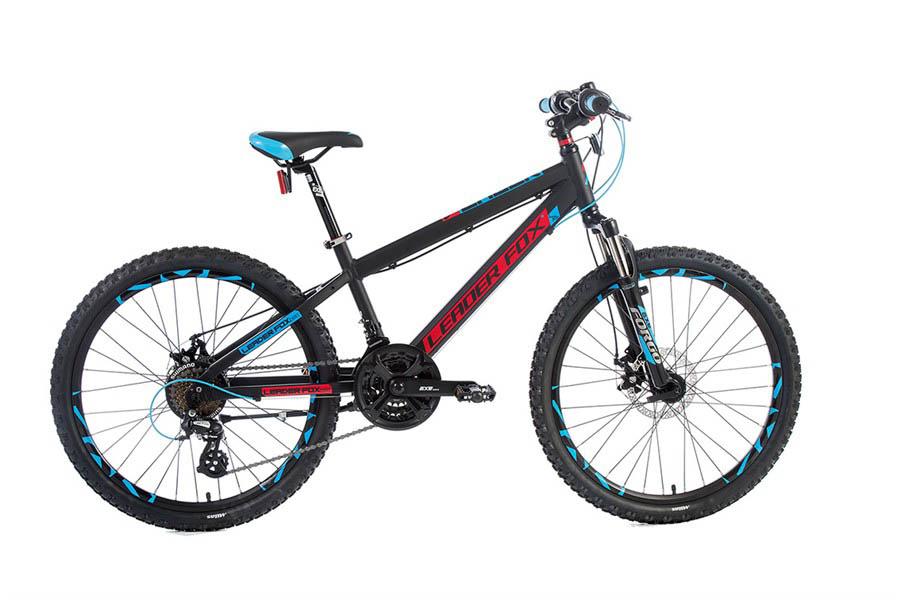 Bicicleta pentru Copii Leader Fox Eager boy 24