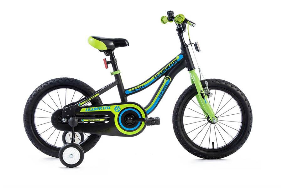 Bicicleta pentru Copii Leader Fox KENO 16