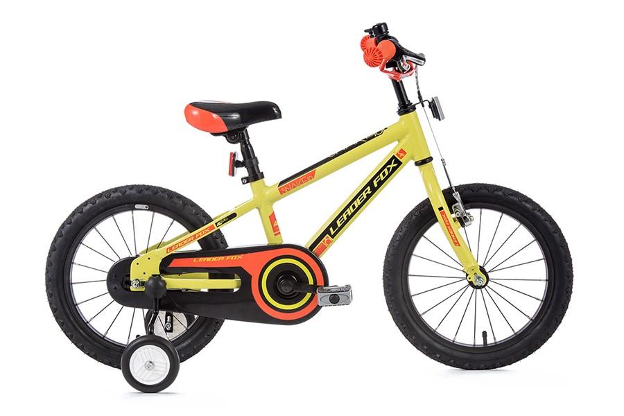 Bicicleta pentru Copii Leader Fox SANTO 16