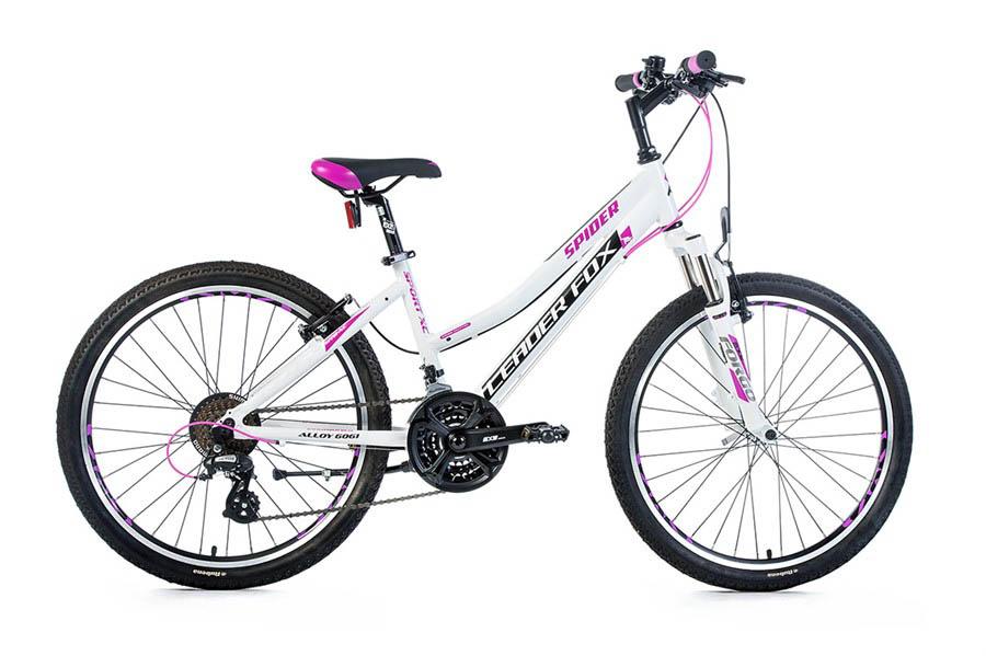 Bicicleta pentru Copii Leader Fox Spider girl 24,2018