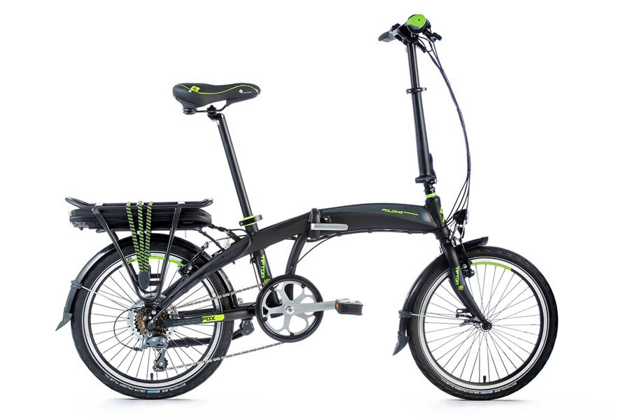 Bicicleta Electrica Leader Fox TIFTON, Folding 20