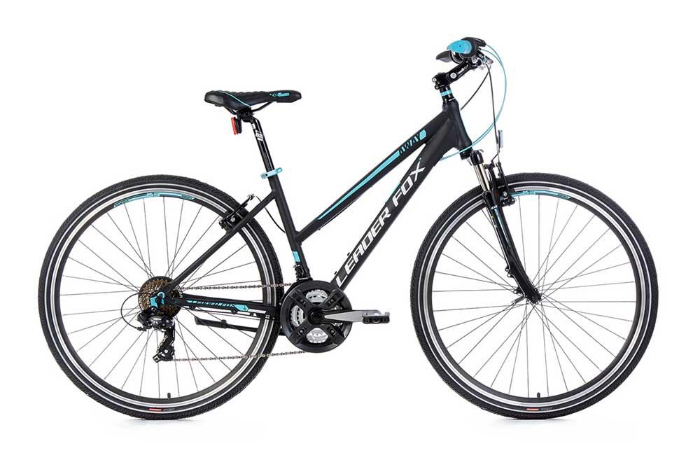 Bicicleta cross Leader Fox AWAY Lady