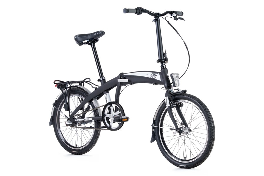 Bicicleta pliabila Leader fox TREMP 20